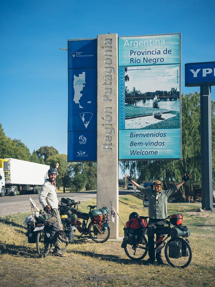 Bienvenue en Patagonie