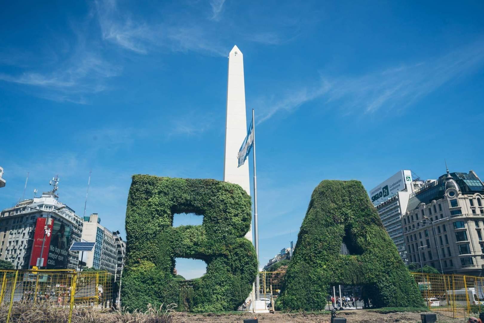 Buenos Aires nous voilà