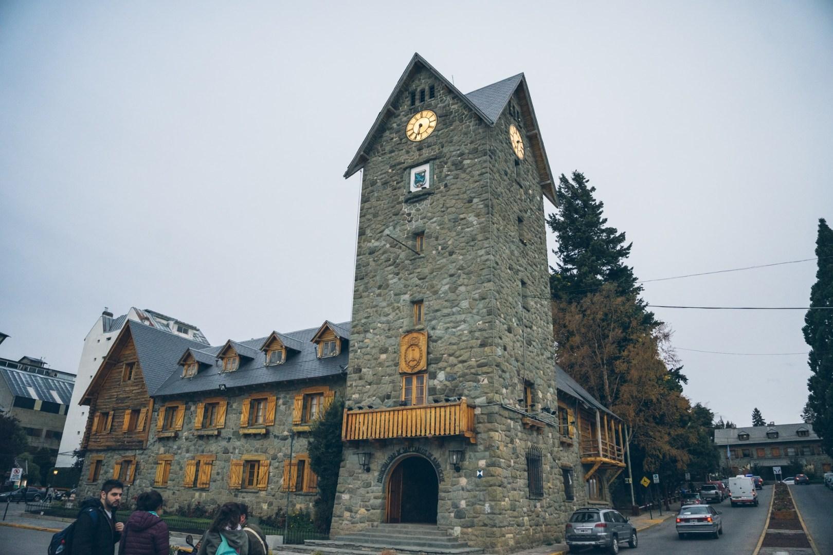 San Carlos de Bariloche - Centro Cívico Bariloche