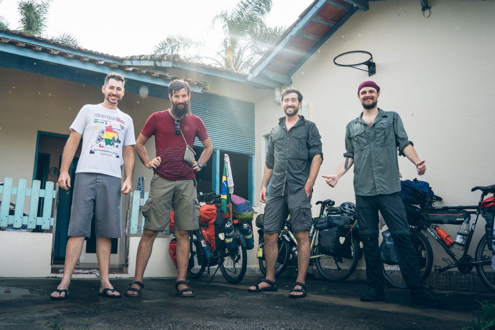 La Casa de Ciclistas de Itanhaém