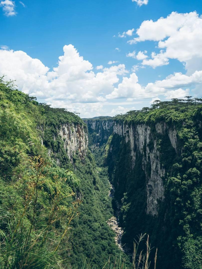 Canyon d'Itaimbezinho 2