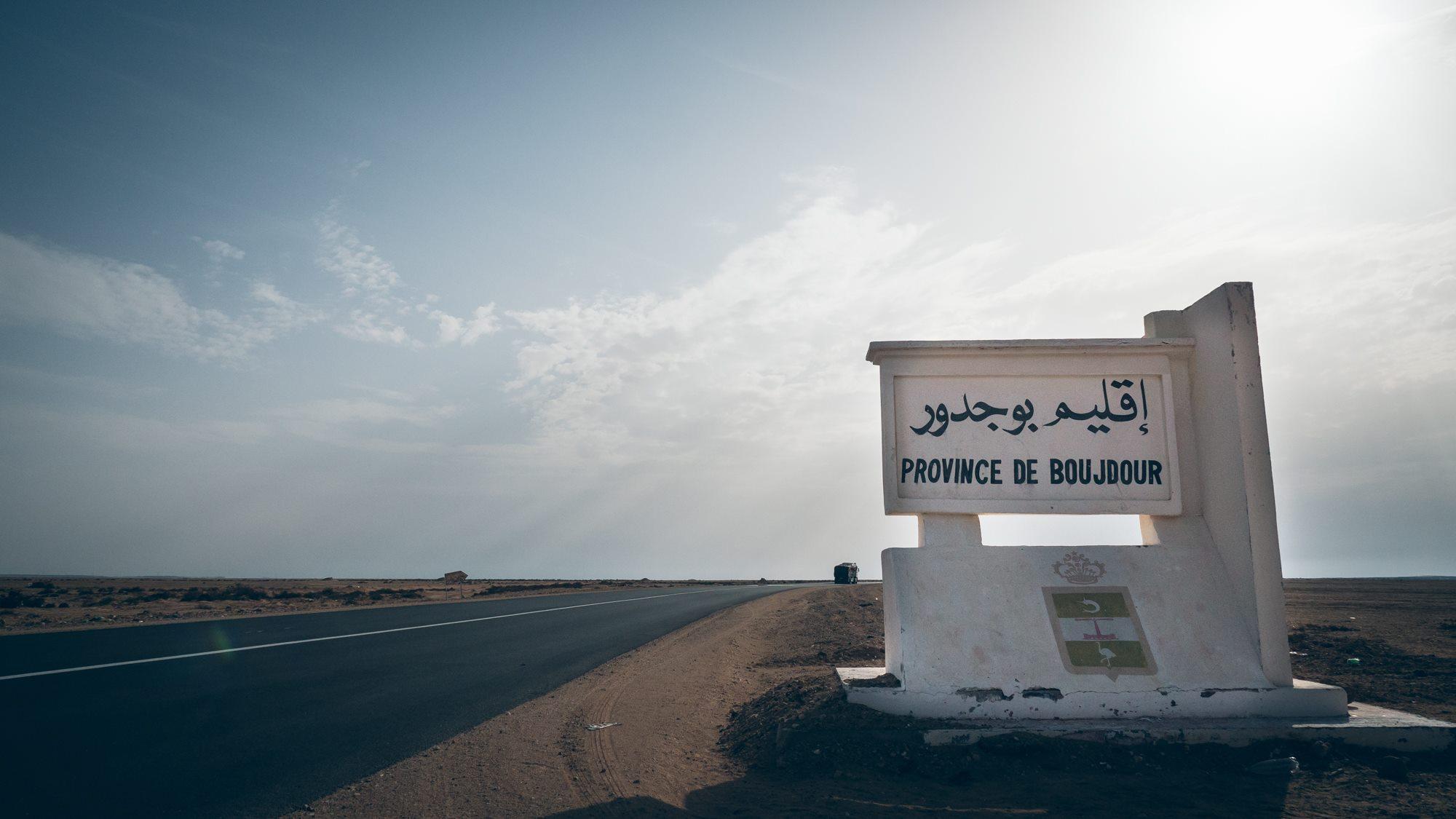 La Province de Boujdour