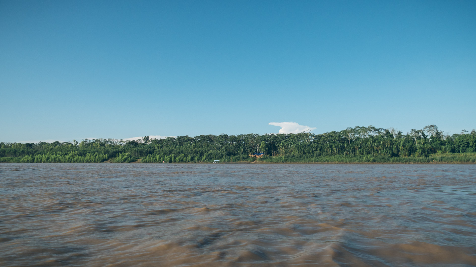 Rio Beni - Cachichira