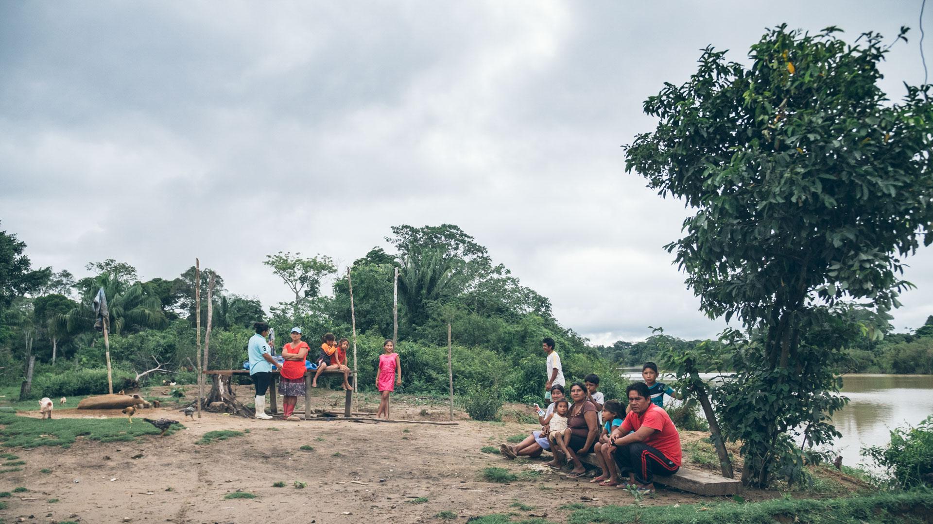 Rio Beni - Las Penitas Rio Negro