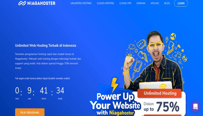 Cara Membeli Hosting dan Domain di Niagahoster dengan Harga Promo