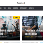 Reactor Tema Wordpress Seo Friendly