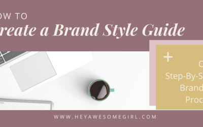 How to Create a Brand Style Guide + Our Step-by-Step Branding Process