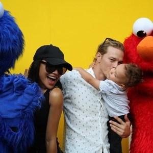 Naya Rivera Ryan Dorsey And Their Child