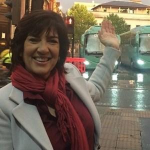 Christiane Amanpour Charlie Rose PBS CNN