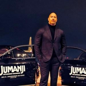 Dwayne 'The Rock' Johnson Running For President