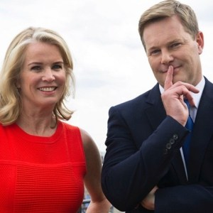 Katty Kay Christian Fraser Charlie Rose PBS