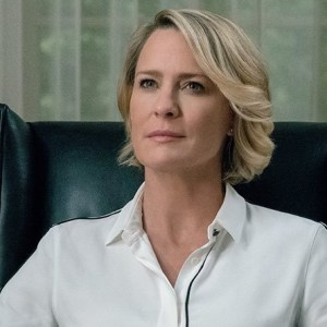 Robin Wright Claire Underwood Netflix Kevin Spacey