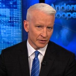 Anderson Cooper Donald Trump John Legend
