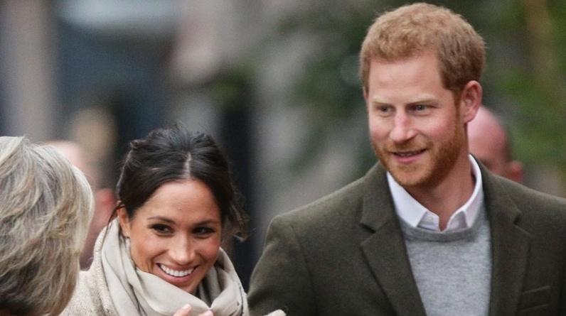 Meghan Markle Prince Harry Official Appearance