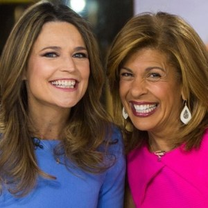 Savannah Guthrie Hoda Kotb Matt Lauer TODAY Show