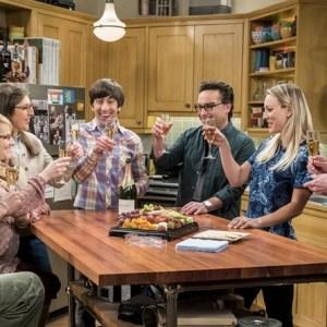 The Big Bang Theory Johnny Galecki