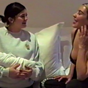 Kylie Jenner Chicago West Kim Kardashian Baby