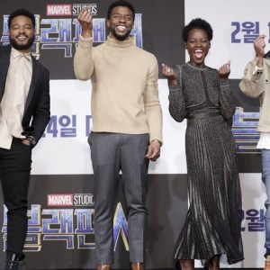 Marvel Black Panther Critics Movie Premiere