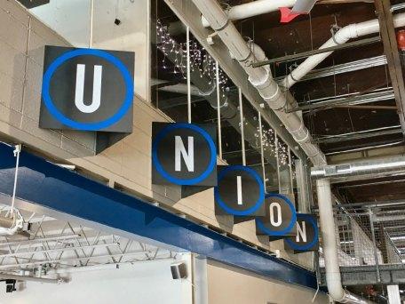 Union Stanley Signage
