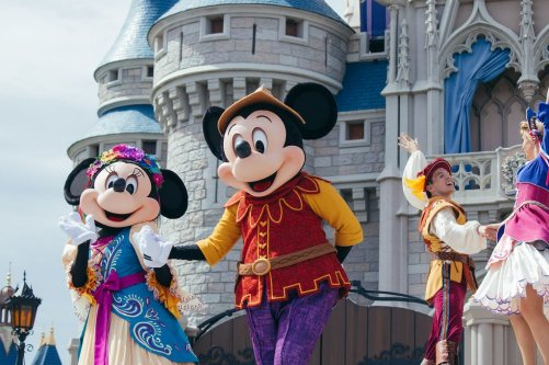 Mickey's Royal Friendship Faire at Magic Kingdom features several Disney Princesses and characters!