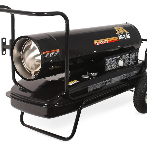 kerosene jobsite heater