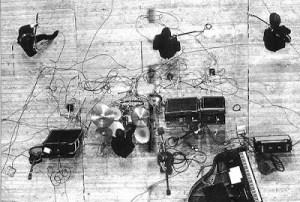 Beatles from above, 1965