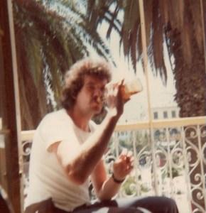 Big Mal in Los Angeles, 1970