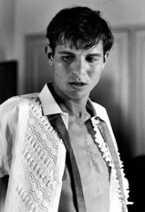 "Portrait of Cordobes, ""La Quinta Beatle,"" Spanish bullfighter, from Brian Epstein and Bullfighting"