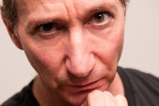 Author Mark Leyner