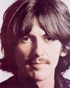 George Harrison in 1968