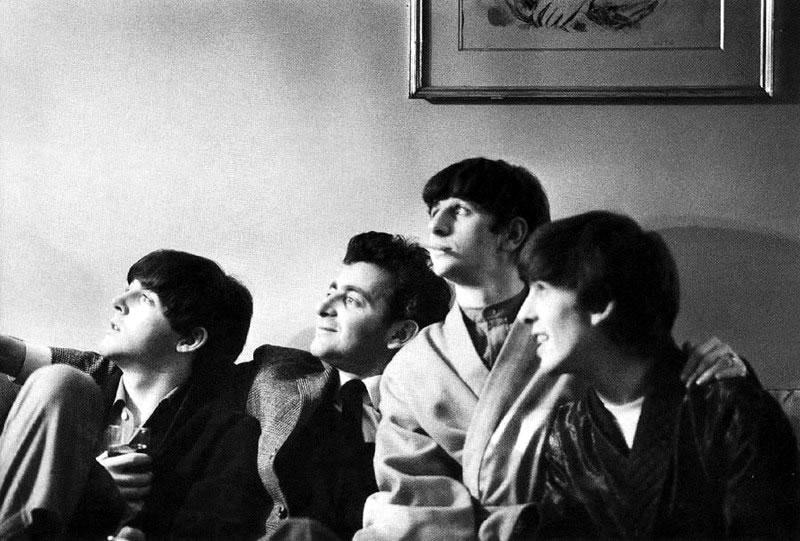 Bernstein Paul Ringo George