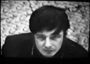 Brian Epstein on roof August 1967 from What if Brian Epstein Lived on Hey Dullblog