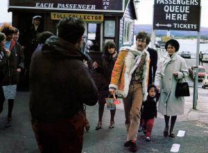 John Sandbanks Ferry 1967