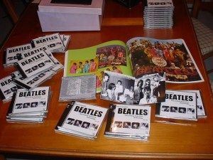 The Complete Beatles Recording Sessions Anthology Box Set