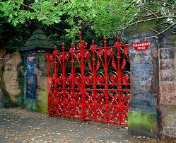 Strawberry Field, Woolton, UK