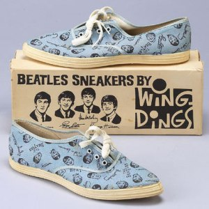 Beatles sneakers