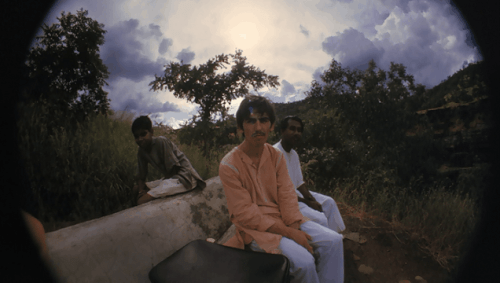 Harrison India 1966 fisheye 6