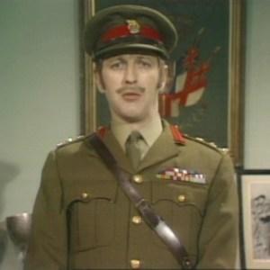 Graham Chapman Colonel
