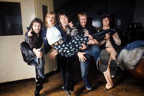 Wings in 1974
