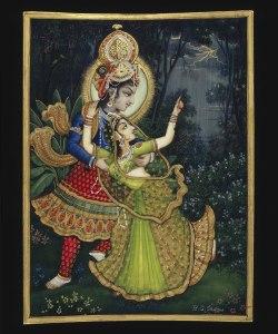 Radha-Krishna-in-Rain