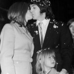 Paul and Linda's wedding, March 12, 1969
