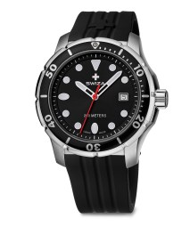 SWIZA watch Tetis Gent, black