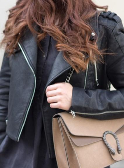 Outfit: Schwarz ist das neue Schwarz