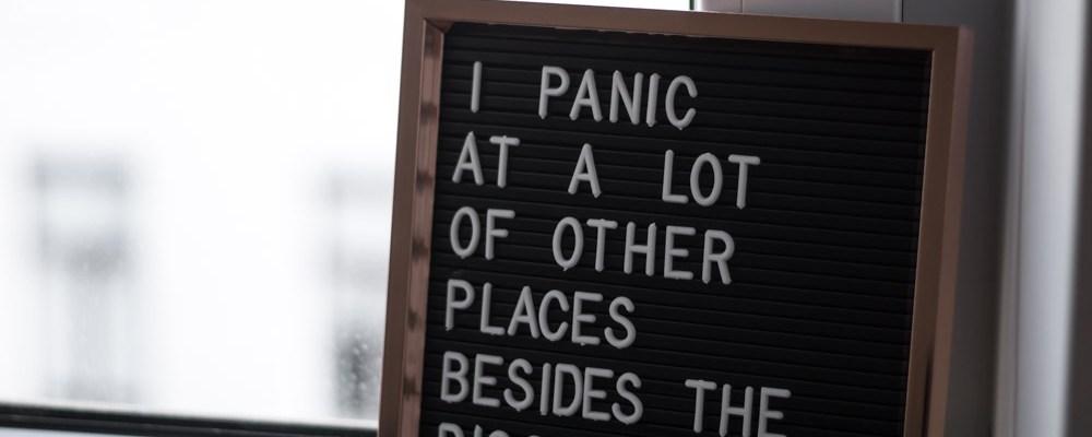 Don't panic – Mein Leben mit Panikattacken