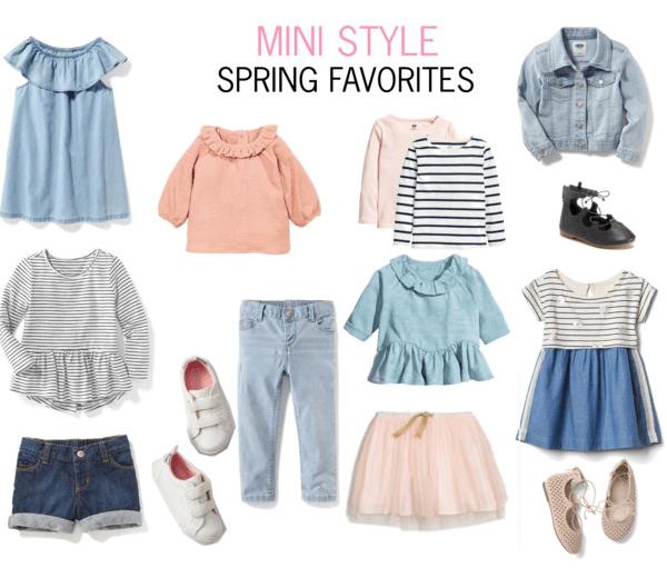 Spring Mini Style