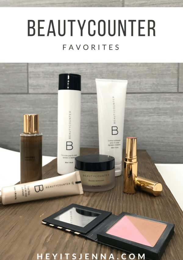 My Favorites From Beautycounter