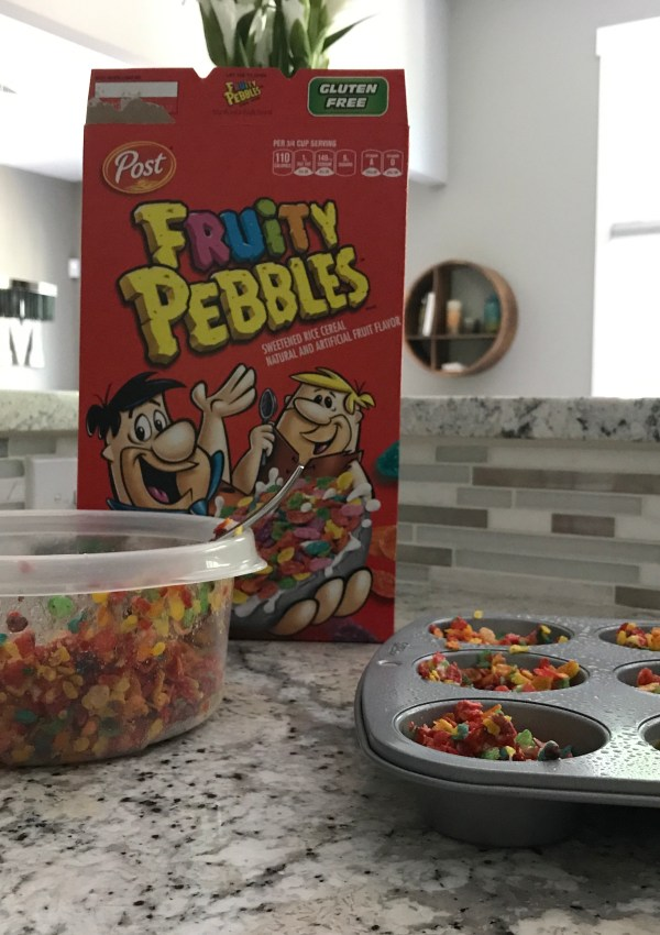 Congratulate Your Graduate with Fruity Pebbles