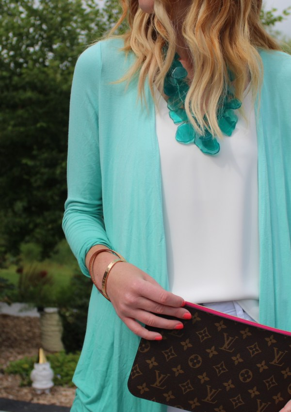 Must-Have Transition Pieces with Pink Blush