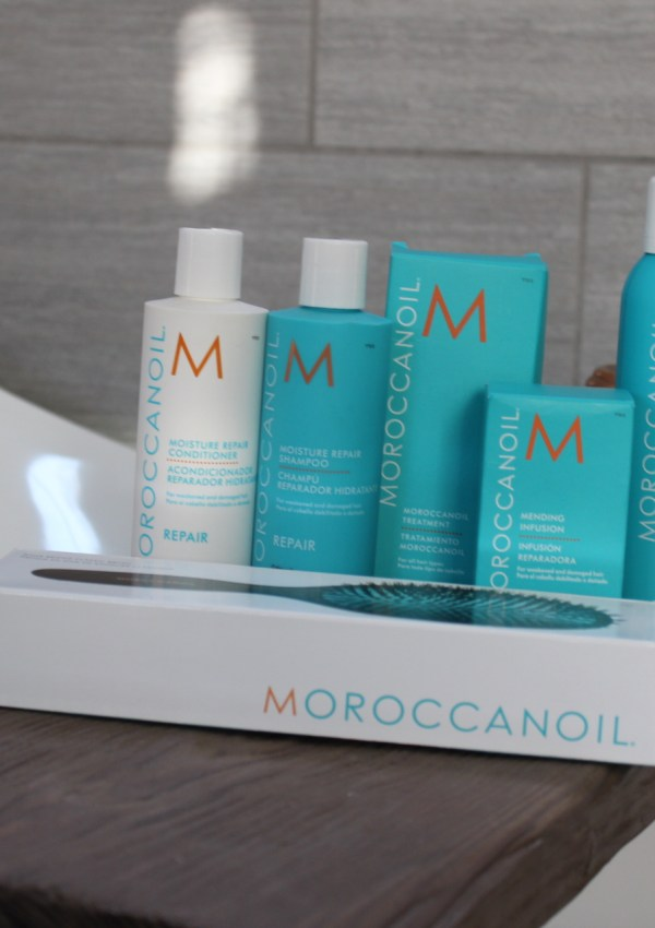 My Favorites from Moroccanoil