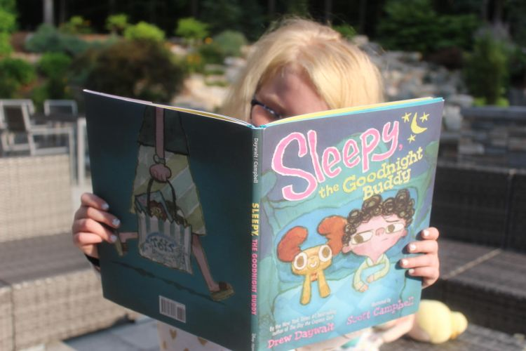 sleepy the goodnight buddy book review bedtime tricks